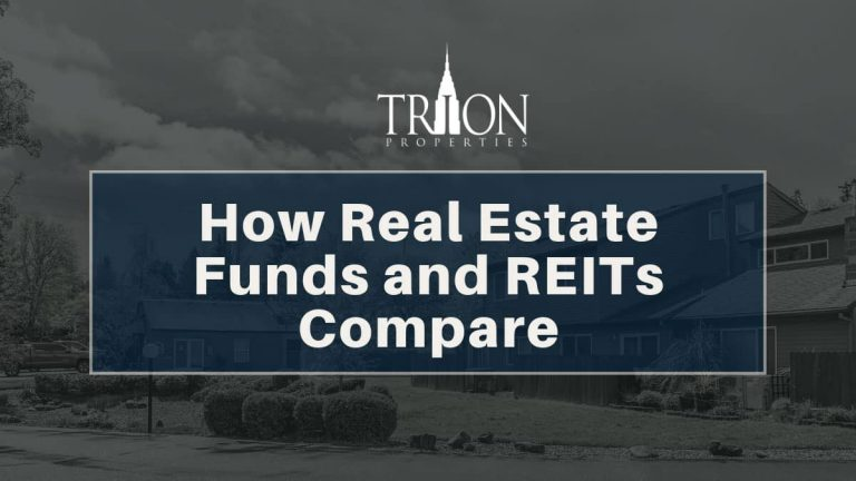 How Real Estate Funds and REITs Compare - Thumbnail